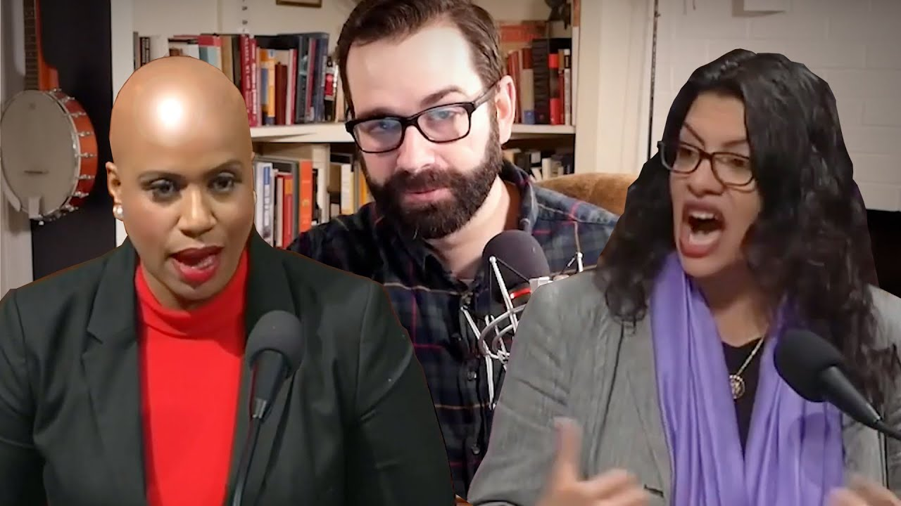 WHAT?! Ayanna Pressley says the Constitution is Sexist