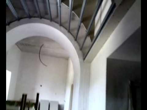 L 39 arte di de paola del cartongesso youtube for Cartongesso youtube