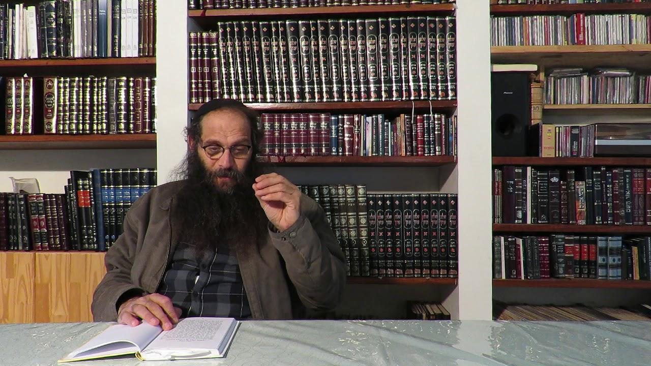 הרב נתן אופנר   המחלה כסימן להיחשפות לחידוש מהותי