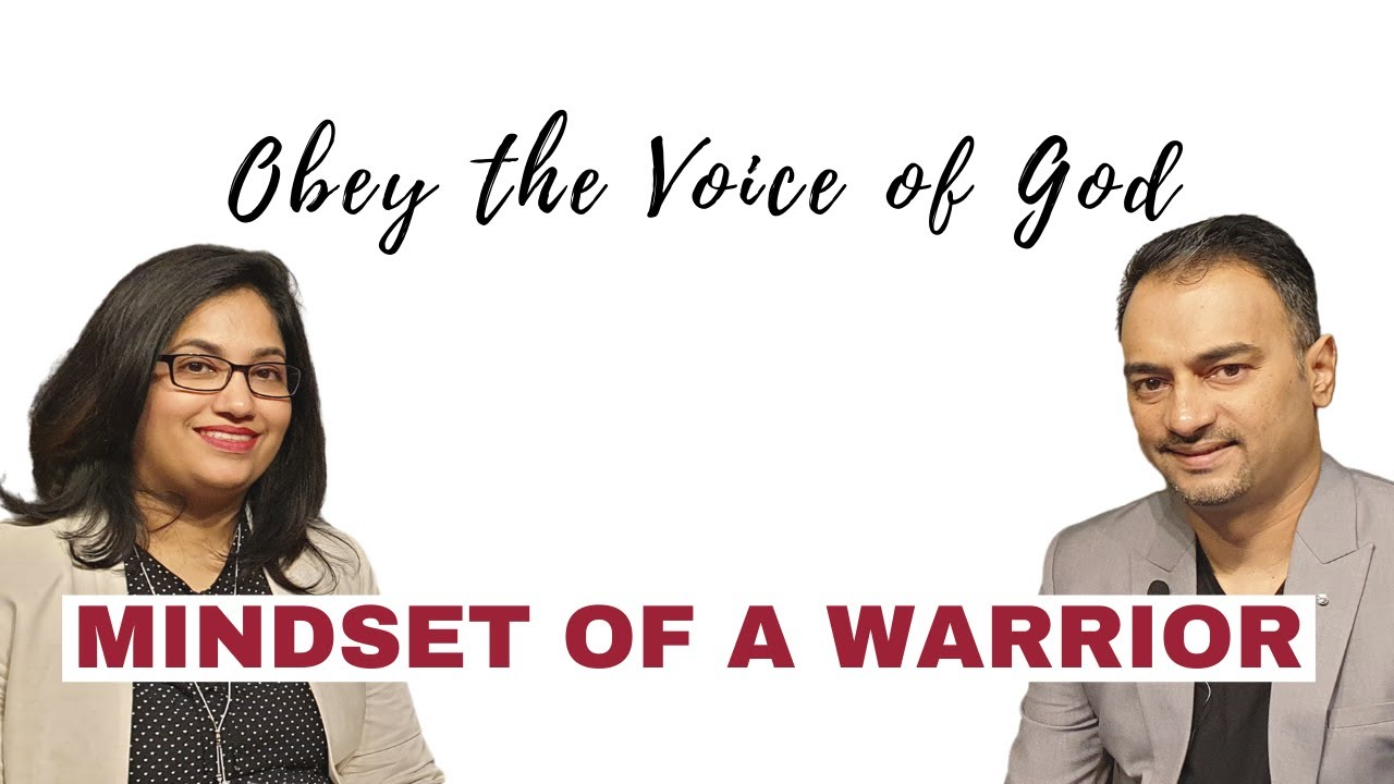 Obey the voice of God | Mindset of a Warrior - LightHouse Worship Center