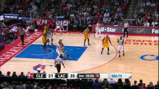 nba highlights cavaliers vs clippers