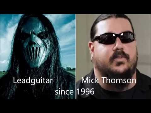 Slipknot unmasked 2016 (Official unmasked)