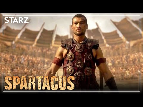 Spartacus: Blood and Sand     STARZ