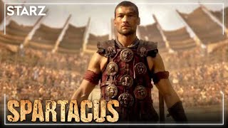 Spartacus |  Blood and Sand - Official Trailer | STARZ