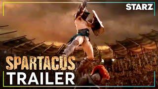 Spartacus Blood and Sand    STARZ