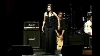 Nelly Furtado - All Good Things/Say It Right & Living Legend Award at NAMA