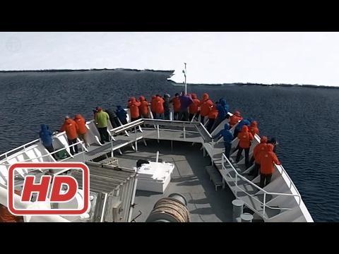 [ Mr Chance ] Crashing Our Ship Into Ice Shelf (Antarctica expedition)