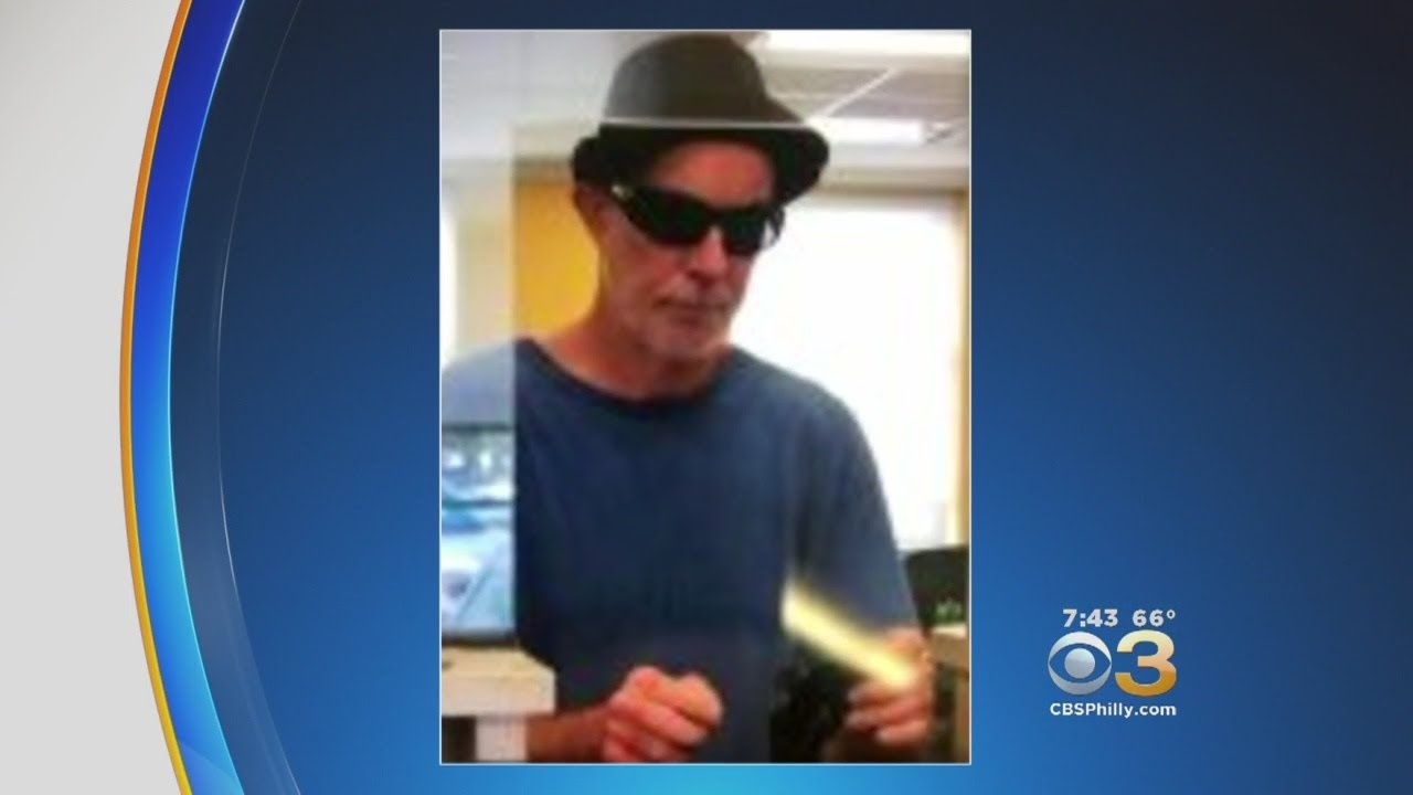 White man Wanted In Two Wells Fargo Bank Robberies