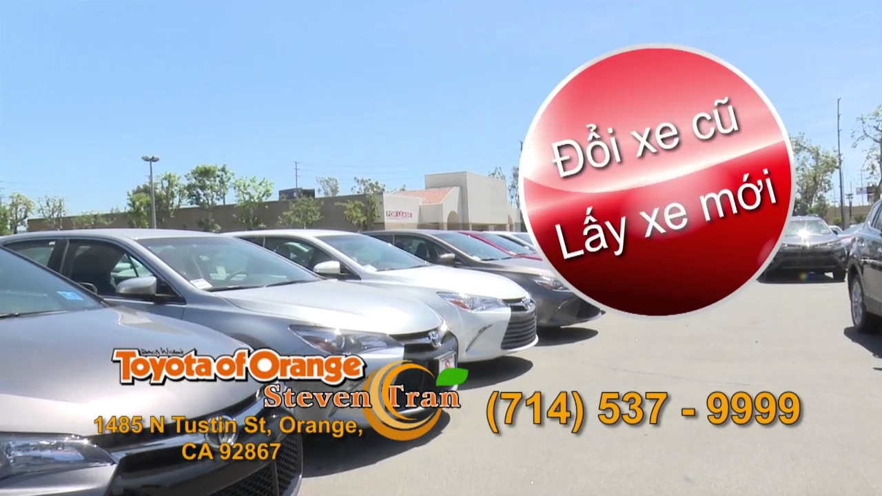 Toyota Of Orange >> Steven Tran Toyota Of Orange Version Kayla Youtube
