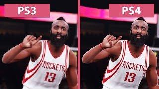 NBA 2K16 – PS3 vs. PS4 Graphics Comparison [FullHD][60fps]