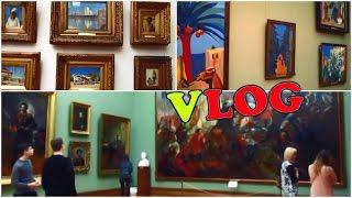 VLOG #26: GALERÍA TRETYAKOV (MUSEO DE PINTURA)