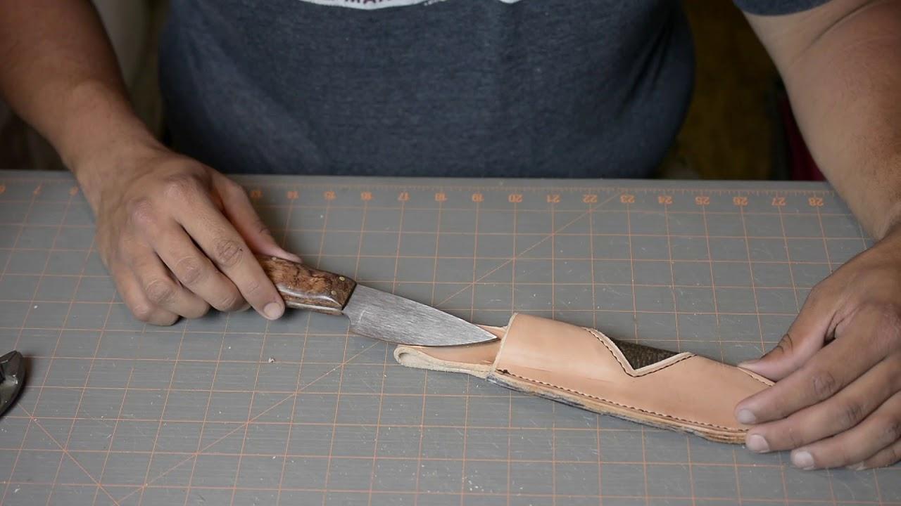 Knife Sheath Prototype