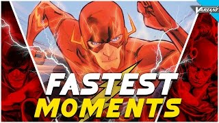 Flash's Fastest Moments!