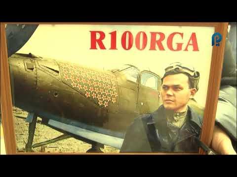В память о легендарном летчике Г А  Речкалове  ирбитские радиолюбители вышли в прямой эфир со специа