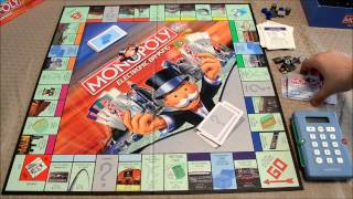 DGA Reviews: Monopoly: Electronic Banking Edition (Ep. 55)