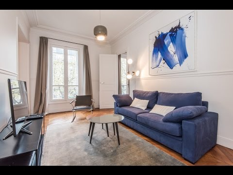 (Ref: 17056) 2-Bedroom furnished apartment on Avenue des Ternes (Paris 17th)