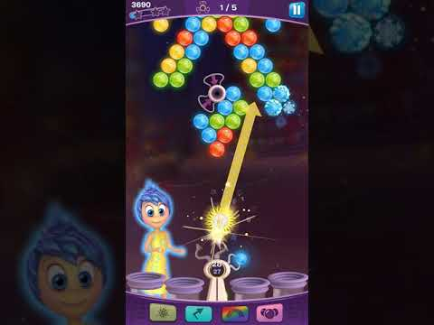 INSIDE OUT Thought Bubbles. Level 23.