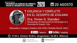 """""""Violencia y conflicto en el Desierto de Atacama"""""""