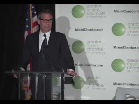 Greater Miami Chamber of Commerce Goals Conference