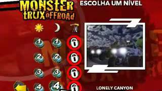 Monster trux extreme Offroad edition 2-Jogadores