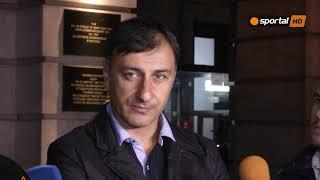 Христо Арангелов: Детински грешки ни костваха мача, ще се коригираме