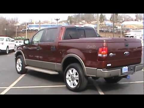 for sale 2006 ford f 150 king ranch stk 30746a youtube. Black Bedroom Furniture Sets. Home Design Ideas