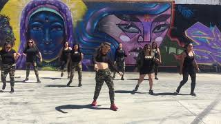 La Diabla-Nicky Jam/ZumbaChoreo/NatalieBarrera
