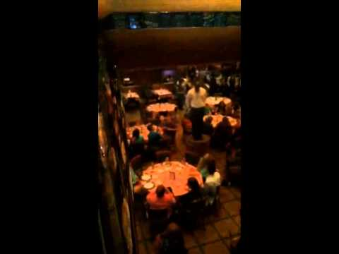 Carnival Victory - Dining Entertainment