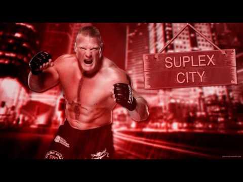 WWE Brock Lesnar theme song 2017