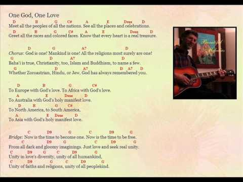One God, One Love song by Jim Styan (with chords) - YouTube