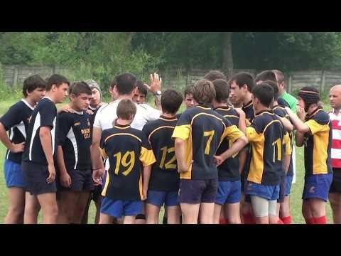 Turneu de rugby pentru copii la Campia Turzii: Transilvania Rugby Cup (editia I)