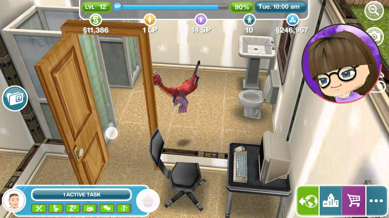 The Sims FreePlay - The Sims FreePlay: Общие вопросы