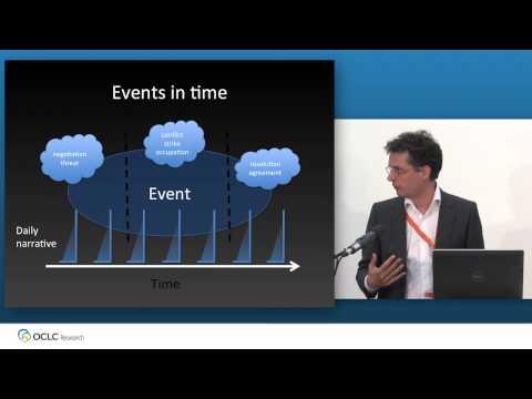 Antal van den Bosch: E-research, Data, and Libraries