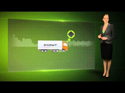 ГЛОНАСС GPS слежение за автопарком онлайн  (1 серия)