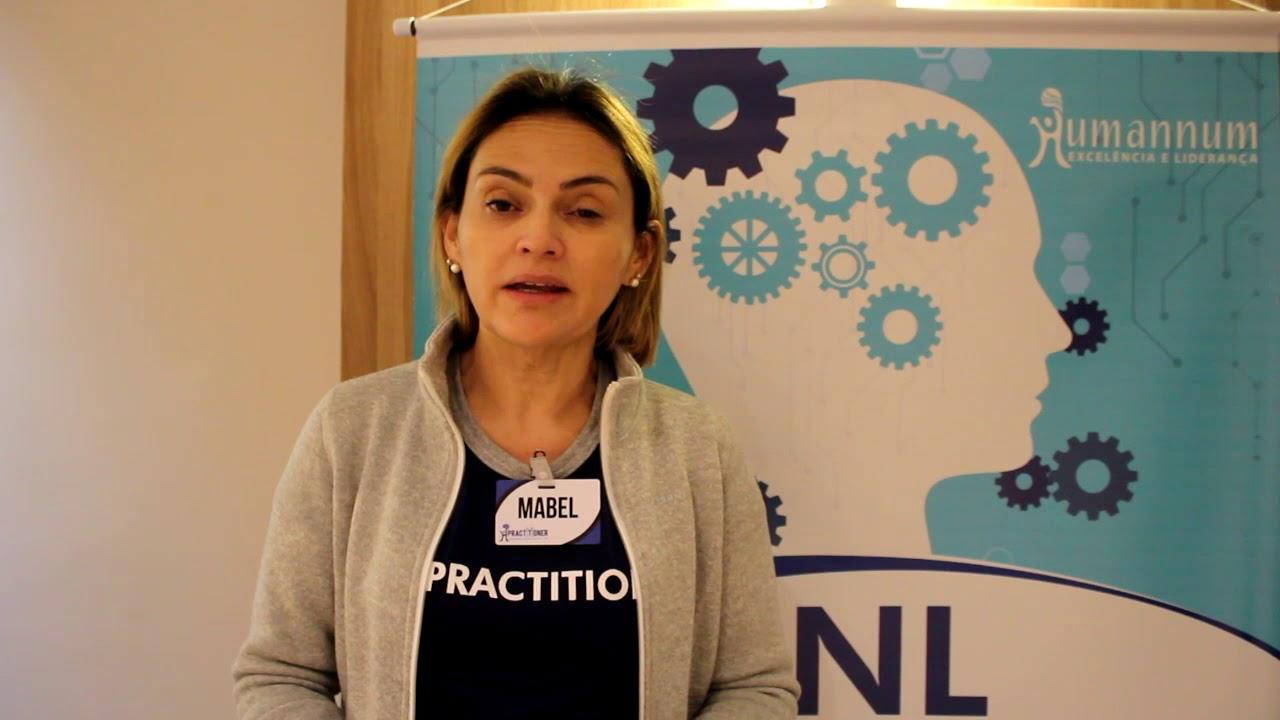 Depoimento Mabel - Practitioner em PNL
