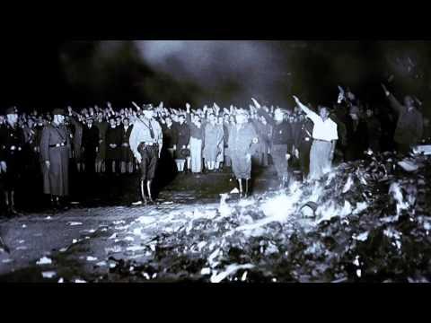 Nazi Book Burning
