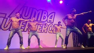 Zumba Superheroes 6 07 10 2017 Baila Conmigo Moomba Trap Show