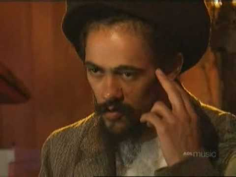 Damian Marley 'Interview'