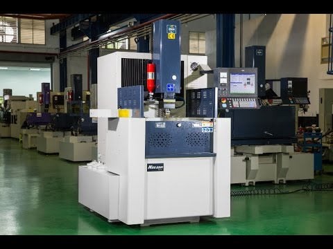 4 Axis EDM Machine Neuar