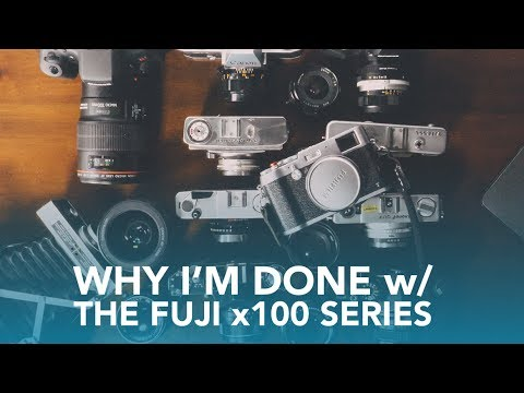 WHY I'M DONE w/ THE FUJI x100 SERIES (hint: 16mm 1.4 has a lot to do with it)