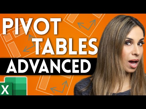 Advanced Pivot Table