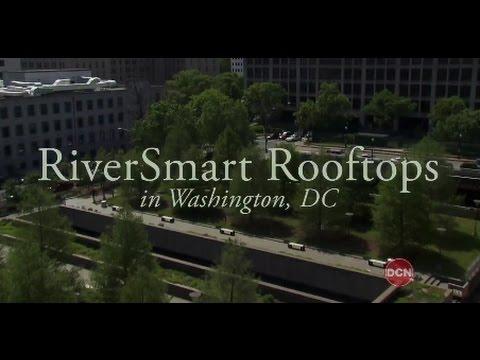RiverSmart Rooftops in Washington, DC