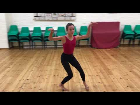 Holly Lucas Solo- 'People'- Footsteps Theatrical Workshop