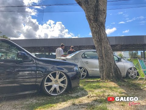 CUSTOM CARS PARTE 1 - VLOG DO GALEGO -ROLE DE GOL ARRASTANDO TUDO
