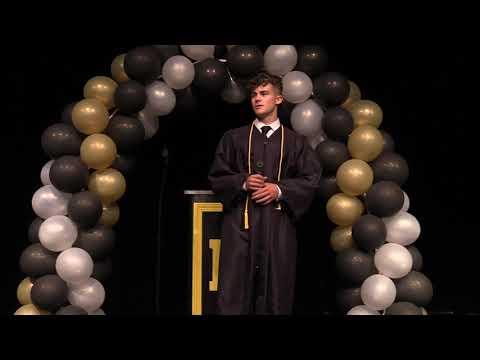 HHS Hughson High School 2020 Graduation