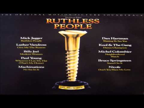 Mick Jagger - Ruthless People (Ruthless People 1986 Soundtrack)