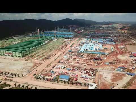 MCKIP malaysia china kuantan industrial park