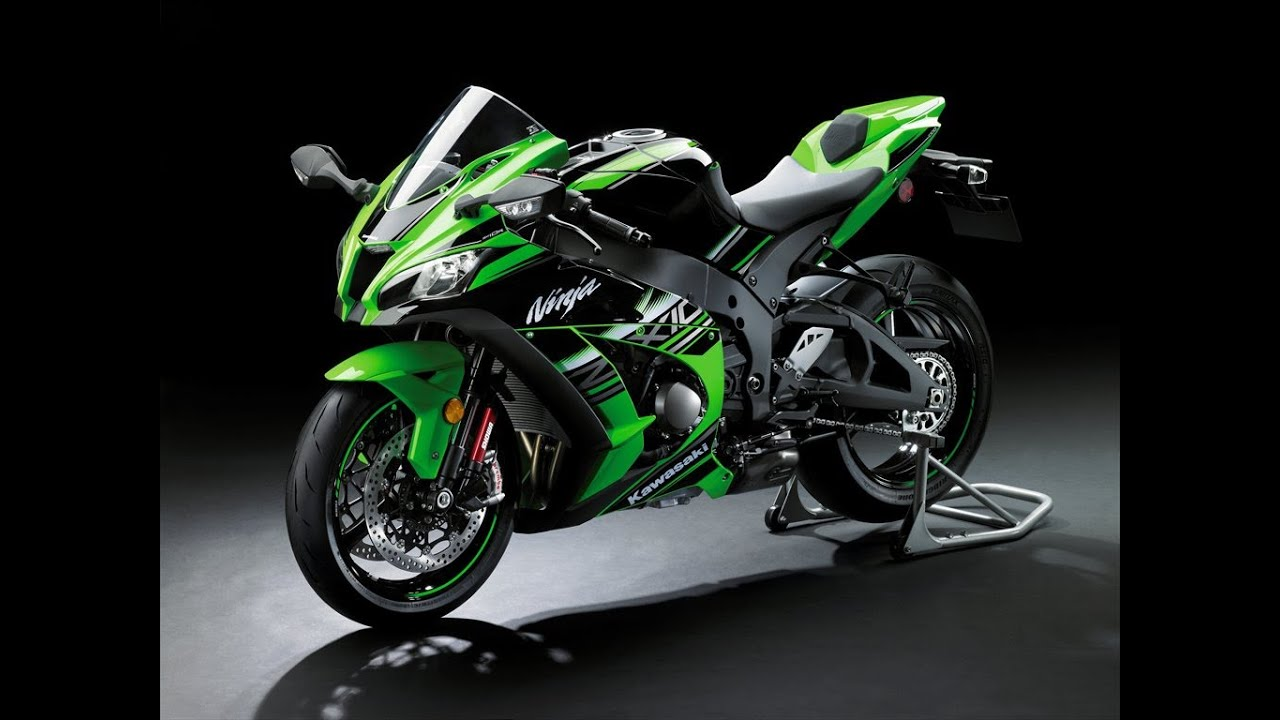 ZX10R 2016 Kawasaki Ninja: In depth overview in 2K [Part 1 ...