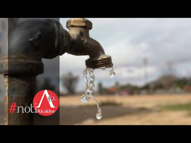 Noti Alcaldes: Estos estados del país están en peligro de quedarse sin agua
