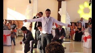 Baile sorpresa en boda -  del novio José y los Damos 2018